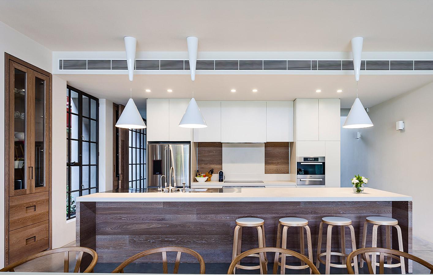 Birchgrove Residence Project - Precision Flooring